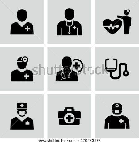 stock-vector-doctor-with-stethoscope-around-his-neck-170443577.jpg (450×469)