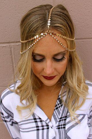 Gold Plate headdress by Headbands of Hope :)