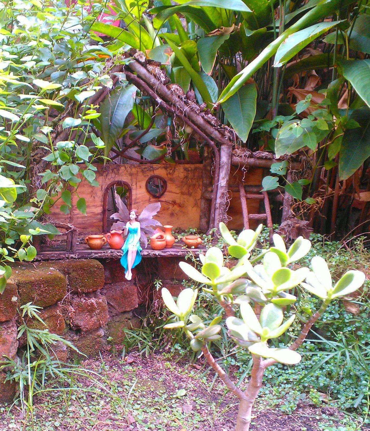 Garden Fairies fairies houses mini gardens
