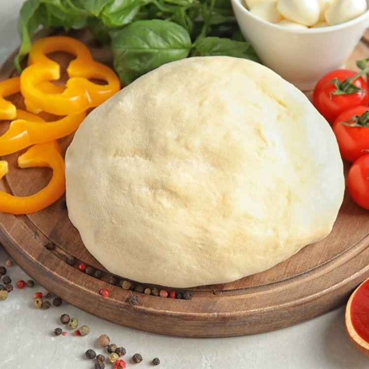 عجينة البيتزا الطرية بالزبادي Recipe In 2020 With Images Food Cheese Dairy