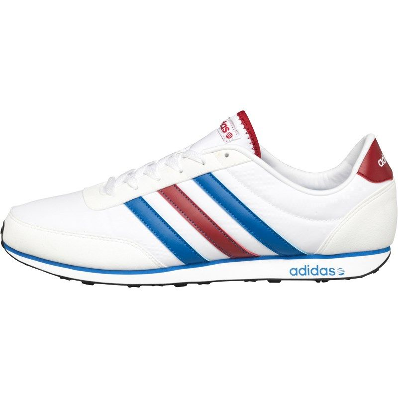 Adidas Neo Red And Blue