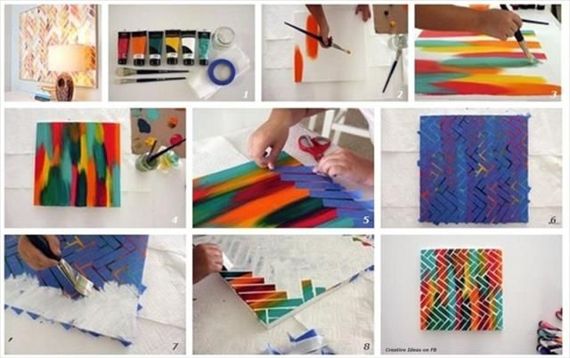 handmade creative ideas for home decor google search creative ideas pinterest artworks creative and handmade birthday gifts - Simple Ideas To Decorate Home