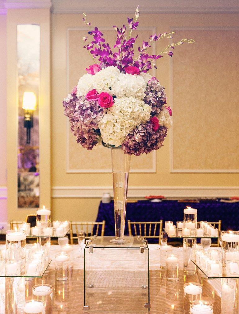 Telugu Gujarati Indian Wedding Houston Aaphotos 73 Weddings By Color Wedding Reception Decorations Indian Wedding Inspiration