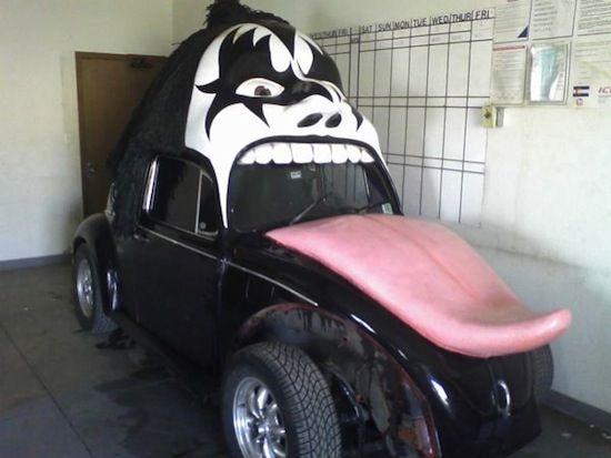 The Weirdest Items For Sale On Craigslist Weird Cars Vw Art Vw Bug