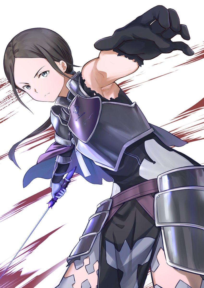 Sheyta Sao Em 2020 Sword Art Online Anime Fanart