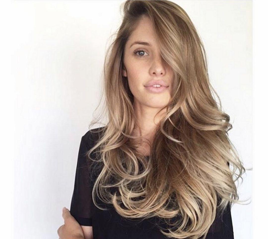 incredible dark blonde hair color ideas for cute women dark