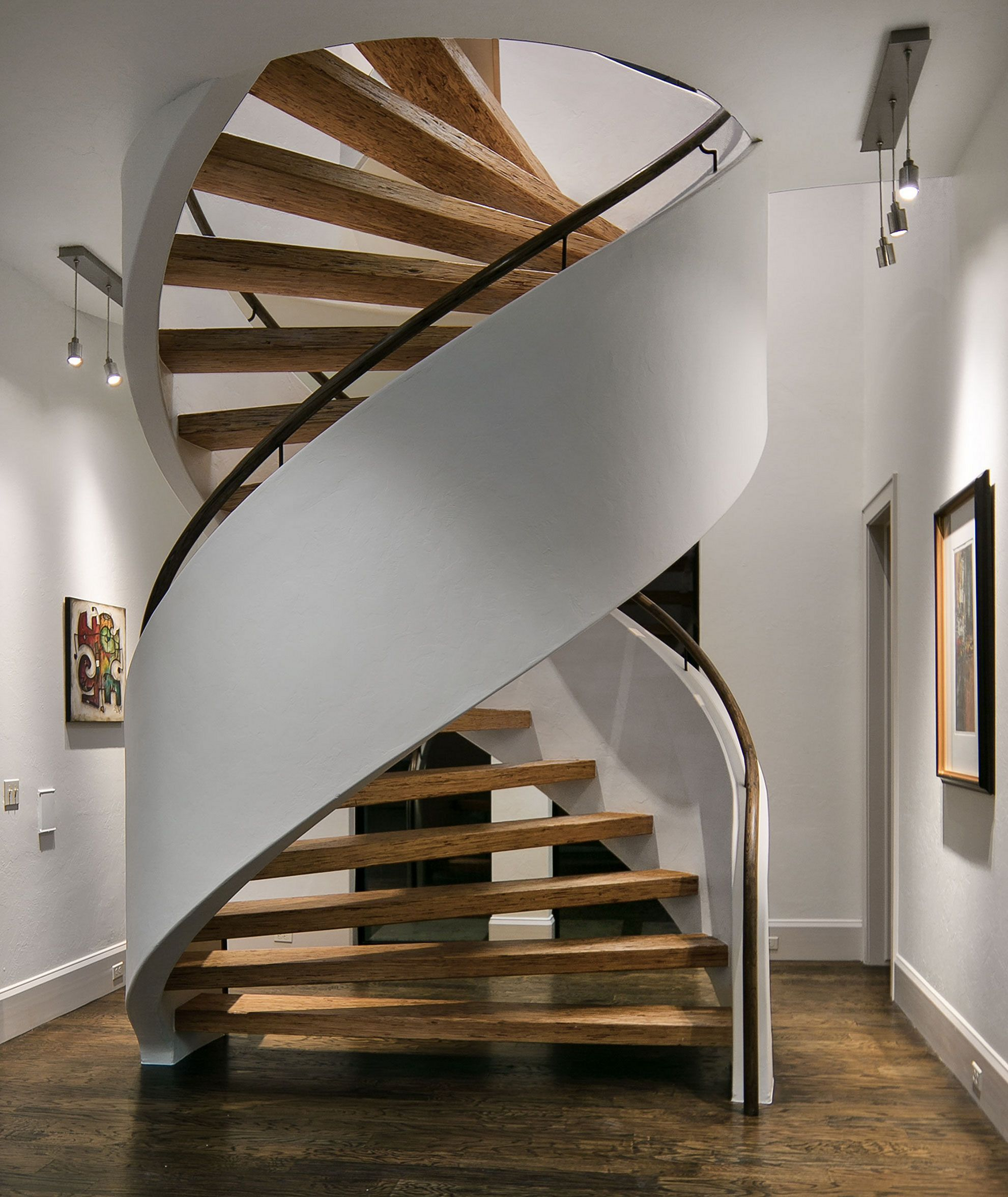 Stair Design Budget And Important Things To Consider: 12 Inspirational Home Stairs Design For Various Amazing