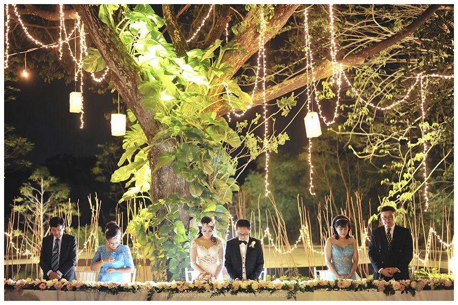 Outdoor Wedding At Gedong Putih Ala Anindya And Aiken