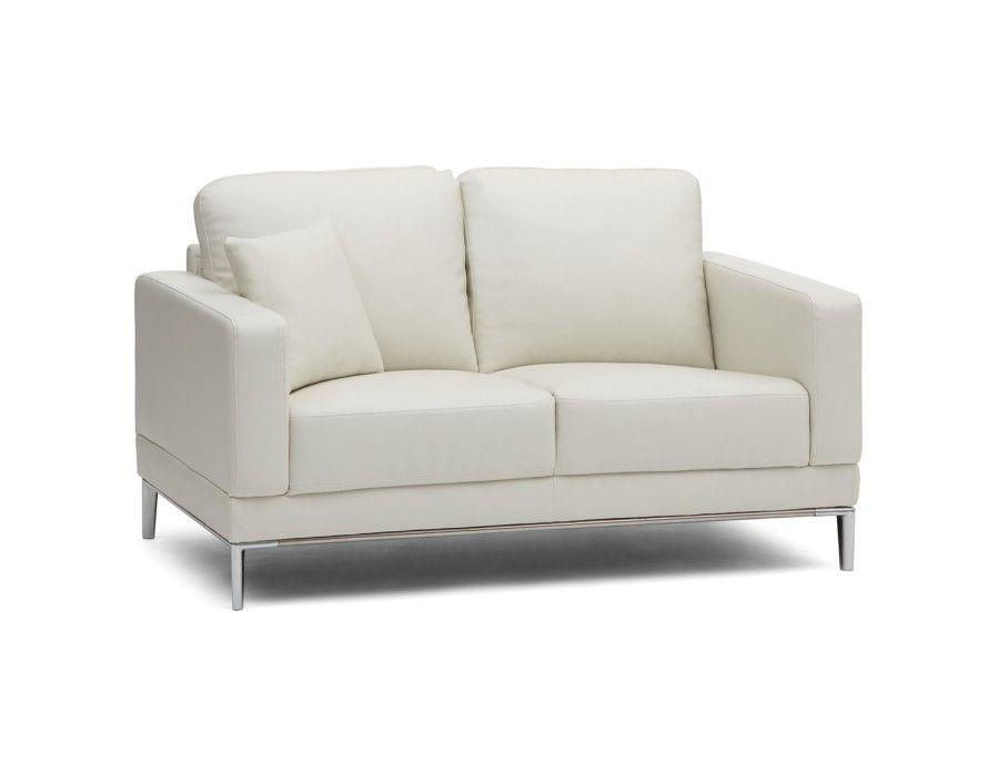 Kompact Causeuse Blanc Mobilier De Salon Canape Angle Salon Moderne