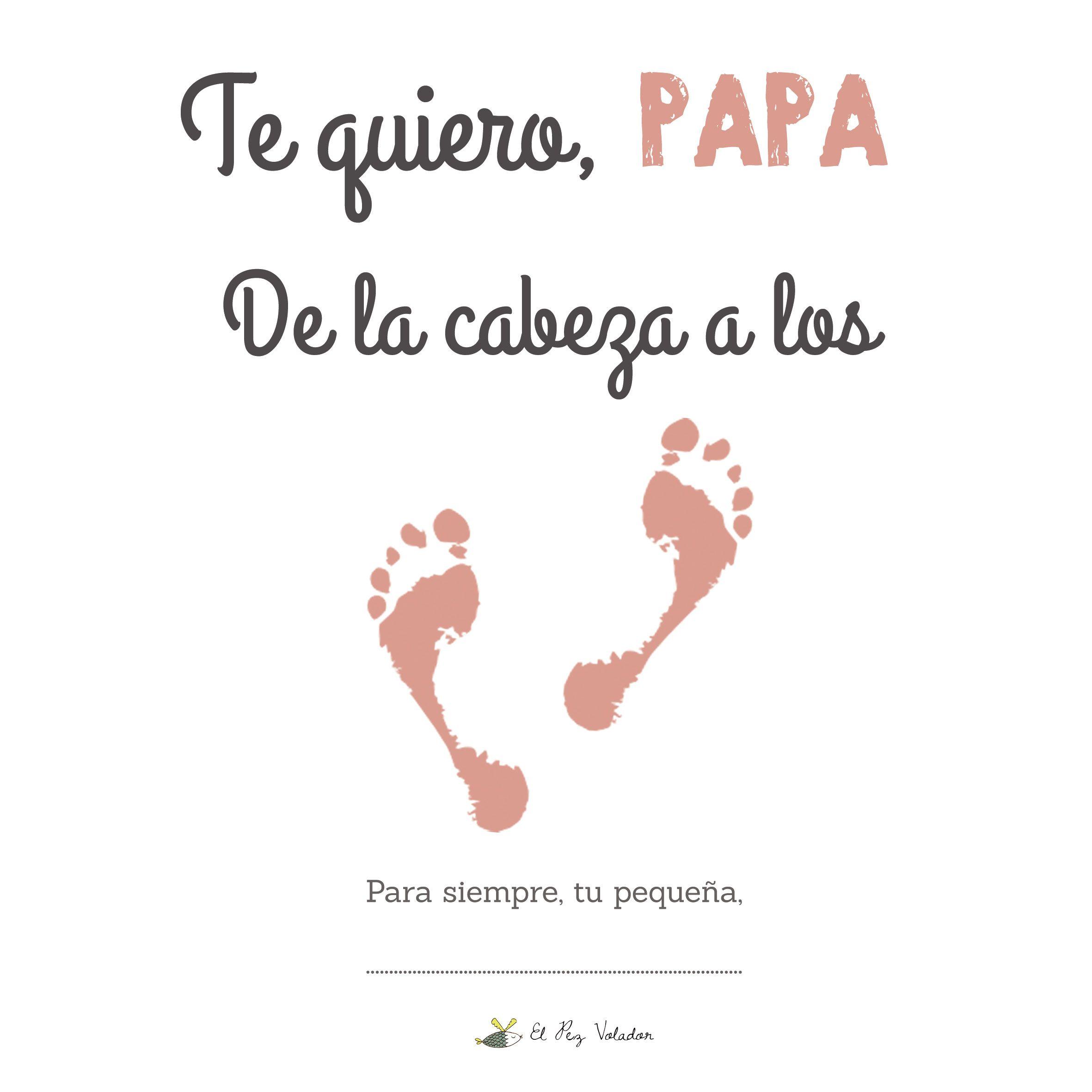 Os deseamos un feliz día del padre con estas láminas personalizables ...