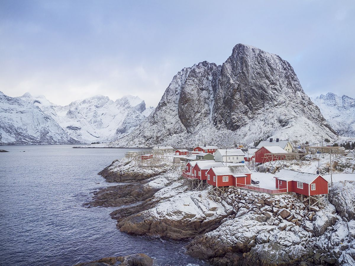 The Best Photography Locations in the Lofoten Islands