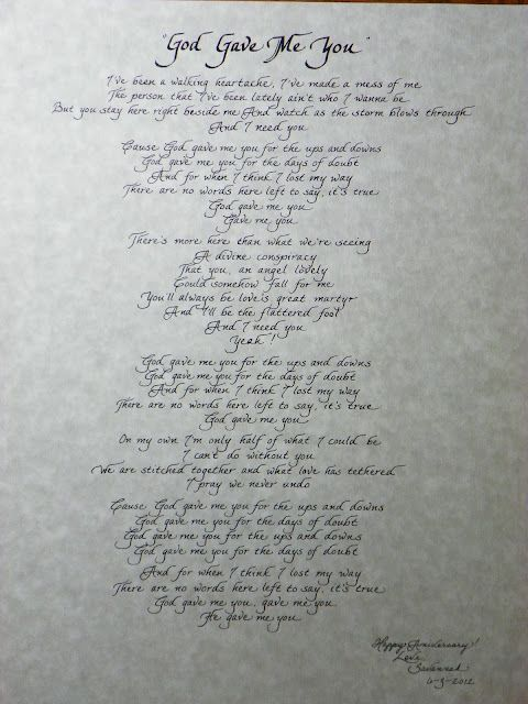 Pictures of you of me lyrics