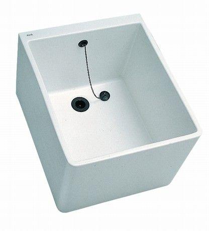 Cuve à laver Lg  50 cm Céramique Blanc Catalogue en ligne Allia