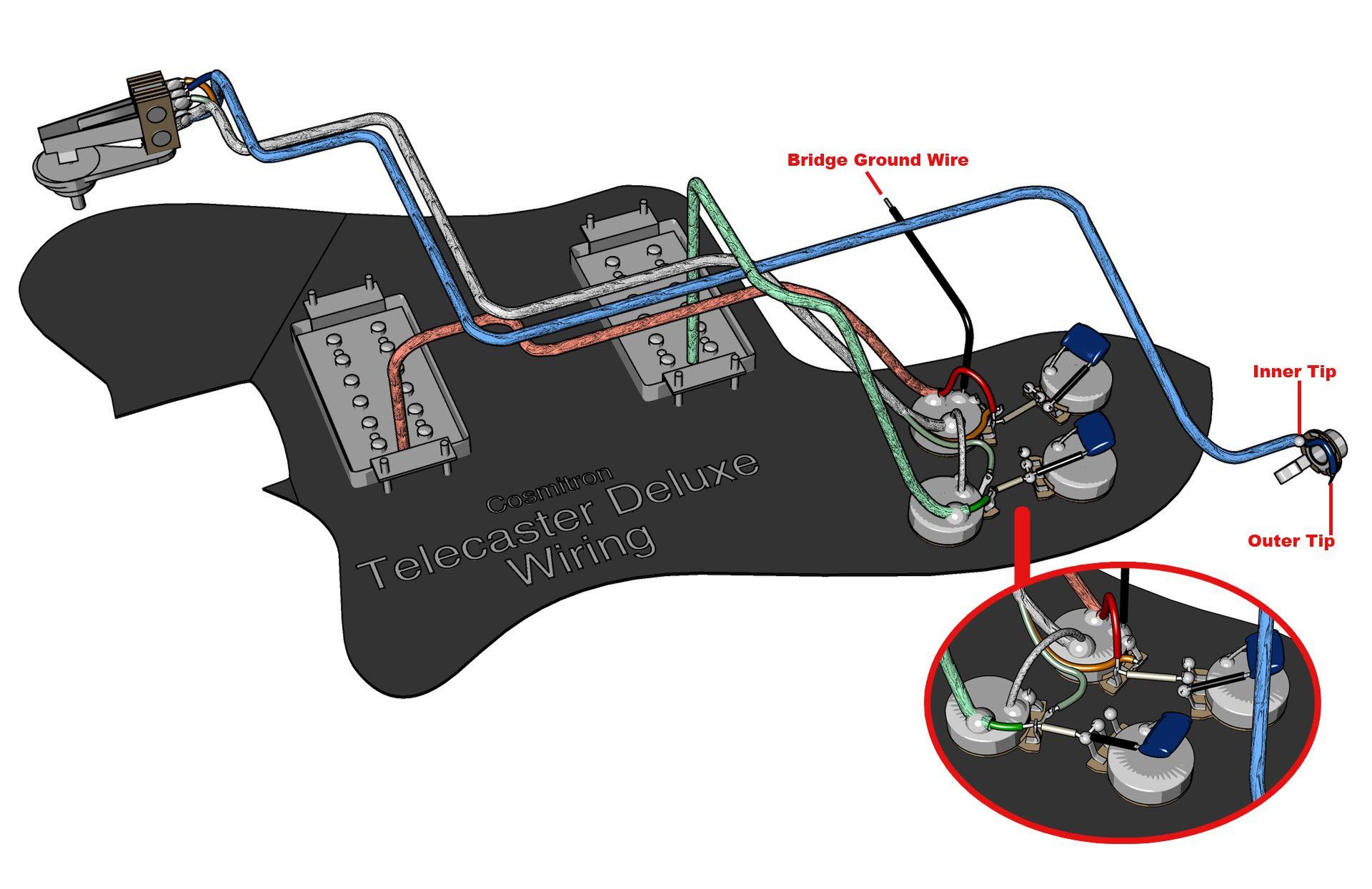 Tele B Wiring Diagram   40 Chevy 40 Wiring Diagram   oonboard ...