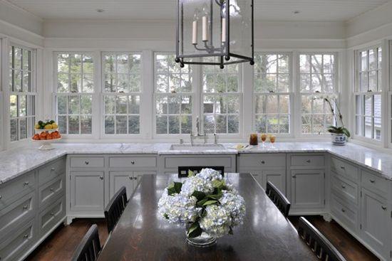 Kitchen Trend No Upper Cabinets Kitchen Without Island