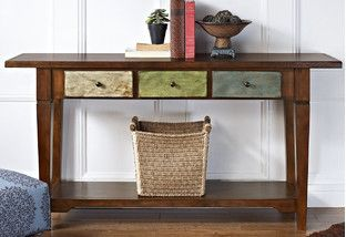 Give your home a rural refresh with our favorite rustic finds. Weathered chests and reclaimed-wood racks store everything from cozy throws to wine bottles, while bronzed lanterns and metal stools let you achieve a lived-in feel without relocating to the country.http://www.wayfair.com/daily-sales/The-Rustic-Chic-Style-Shop~E14803.html?refid=SBP.rBAZEVQ4ea-XZHZE1p_7AhTqSZsqcUktsF_VXznaaK0