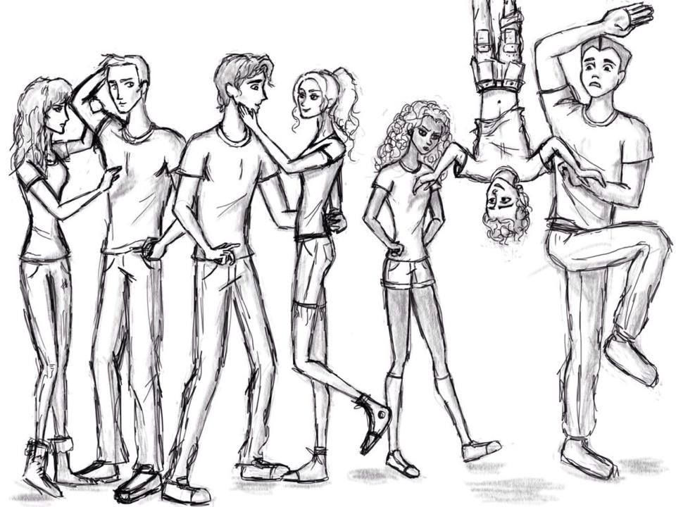 Please Tell Me Why Leo Is Hanging Upside Down O O Percy Jackson Heroes Of Olympus Characters Percy Jackson Characters