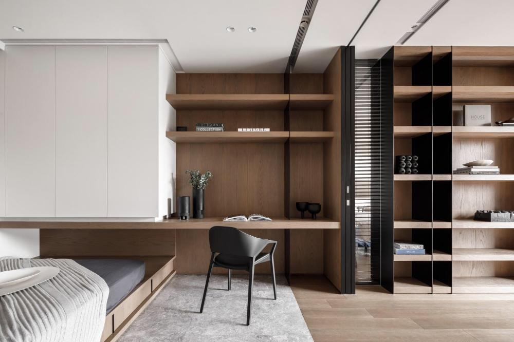 一品苑 近境制作 Wohnung Buro Design Inneneinrichtung