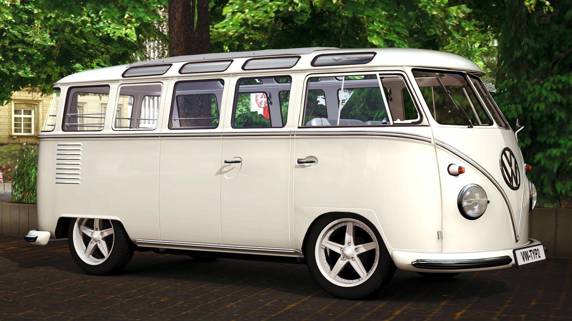 Volkswagen Type 2 >> 1962 Volkswagen Type 2 Sambabus Gran Turismo 5 By
