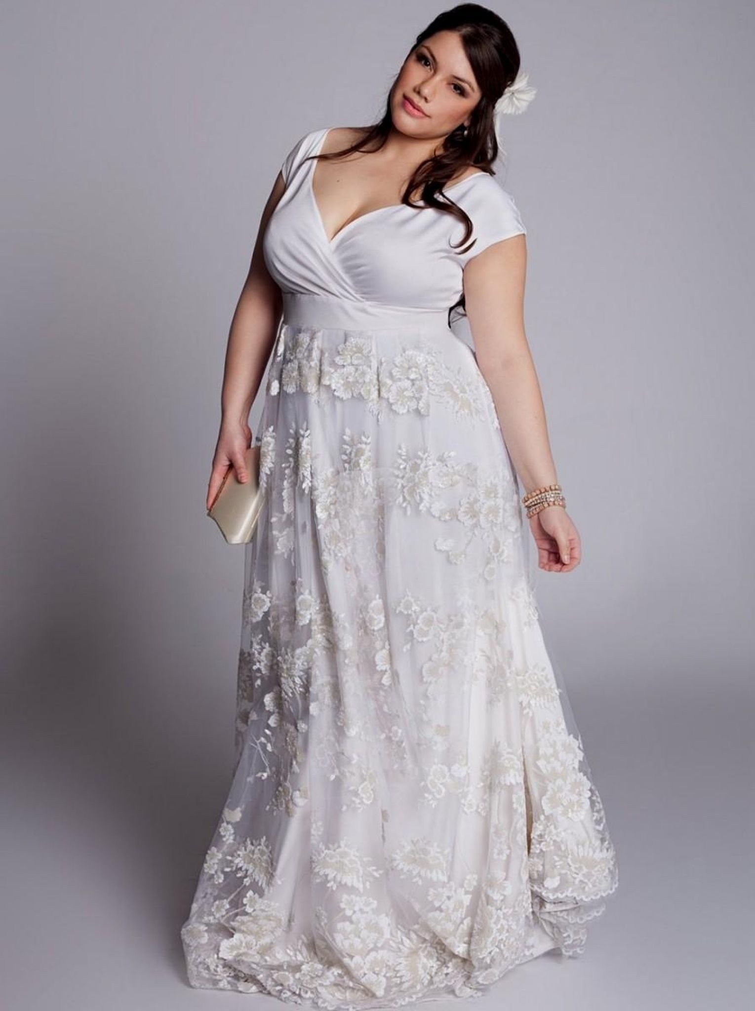 simple wedding dresses for plus size  informal wedding dresses for
