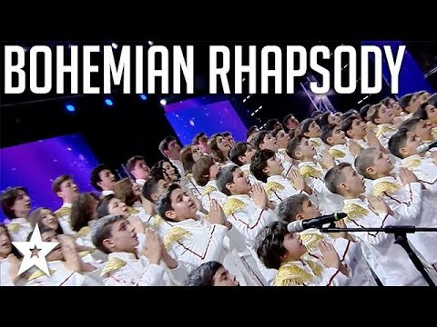This choir of schoolkids from Georgia show their passion by