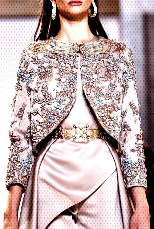 Models amp Fashion - Elie Saab Fall 2017 Couture | PFW. -