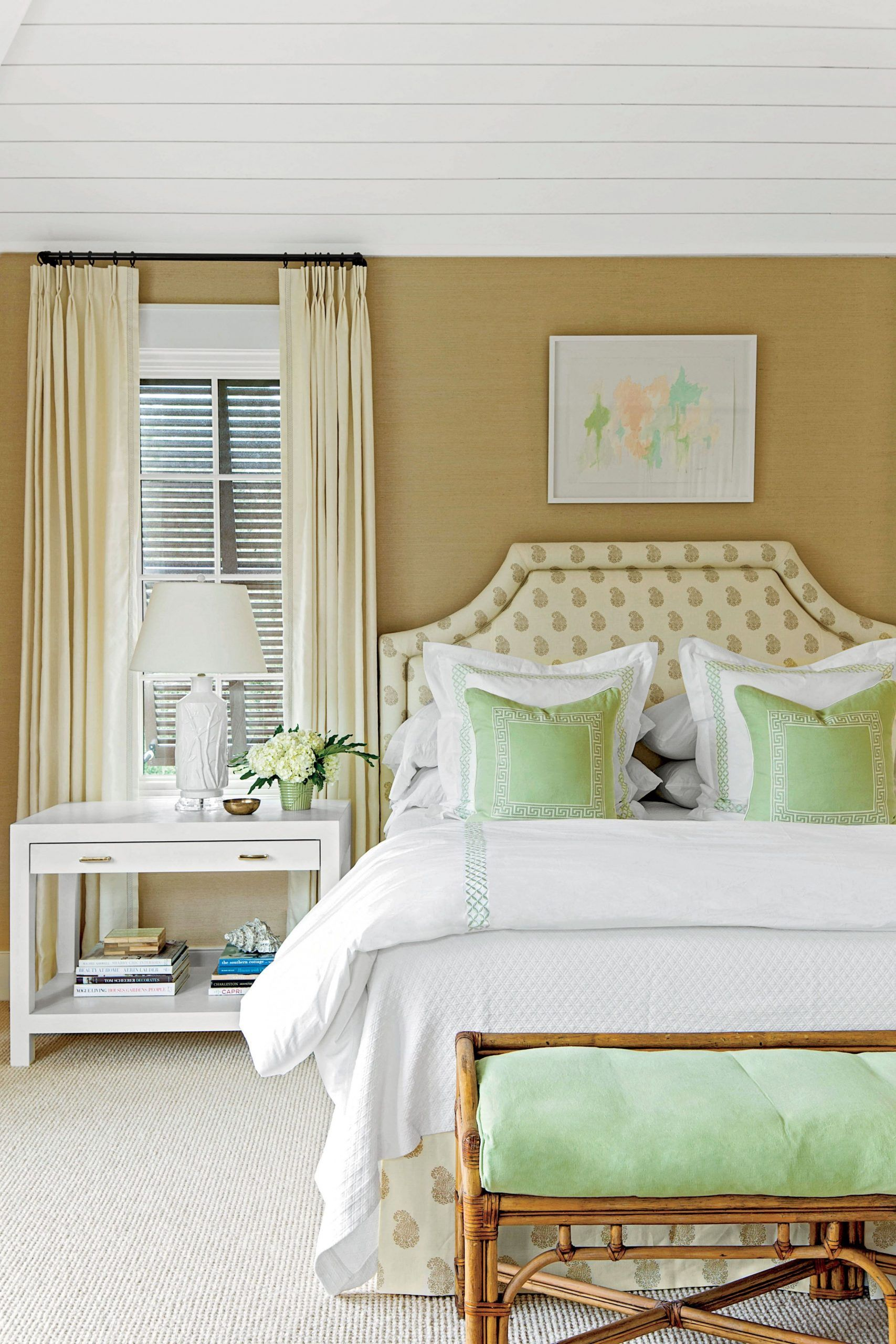 Southern Living Guest Bedroom Ideas Master Bedrooms Decor Bedroom Design Guest Bedrooms Guest room decorating ideas