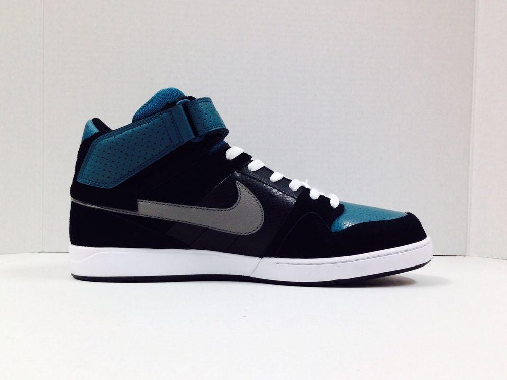 sale retailer e1632 8cf4c MENS NIKE AIR ZOOM MOGAN MID 2 SKATEBOARDING SHOES SIZE 12 NEW IN BOX  407360 031  Nike  Skateboarding