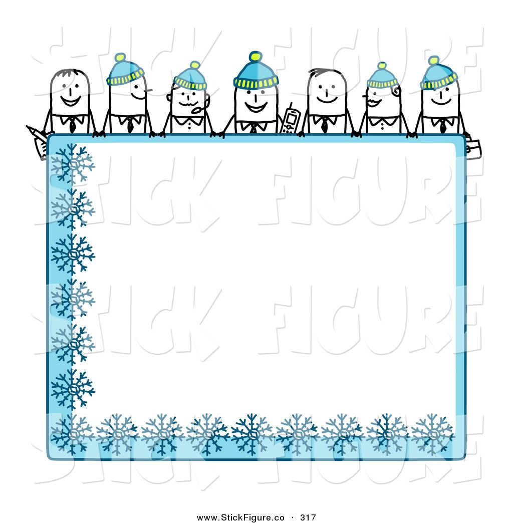 winter border clipart - Free Large Images | cleaning ideas ...
