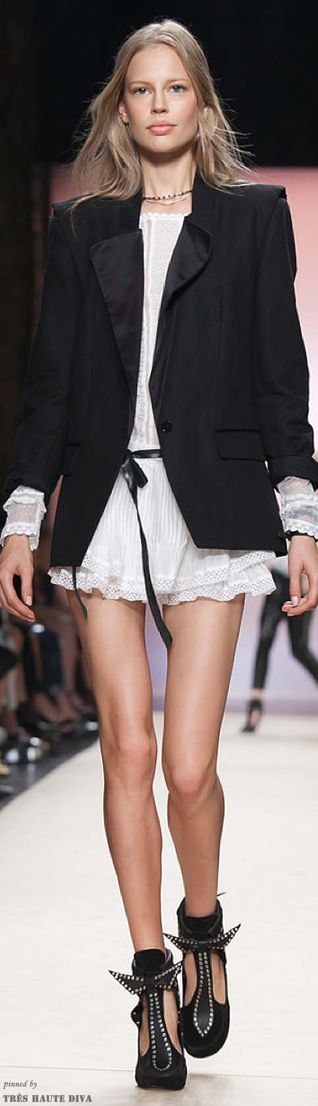 #Paris FW Isabel Marant Spring / Summer 2014