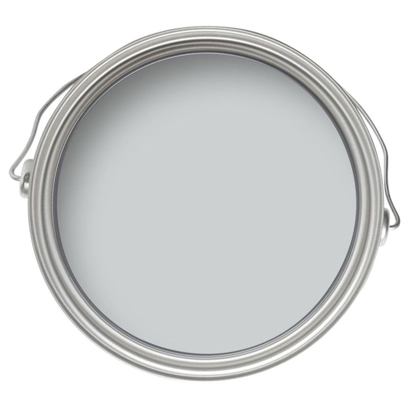 White Kitchen Paint Soft Sheen