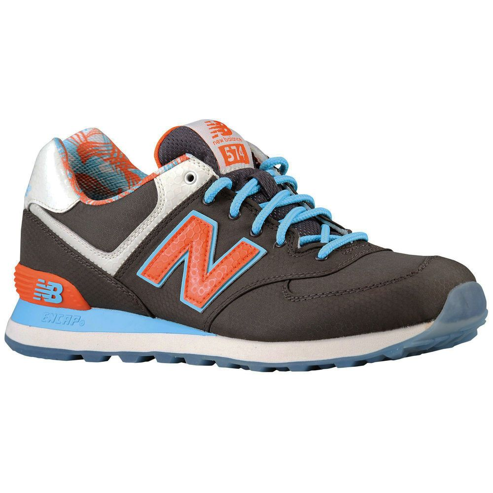 Men's New Balance Classic Traditionnel Brown Trainers ML574IBK