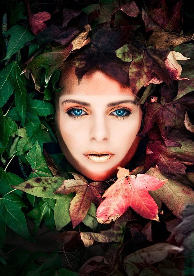 Photographer Oliver John Walker Makeup Becky Hunting Model Rachel