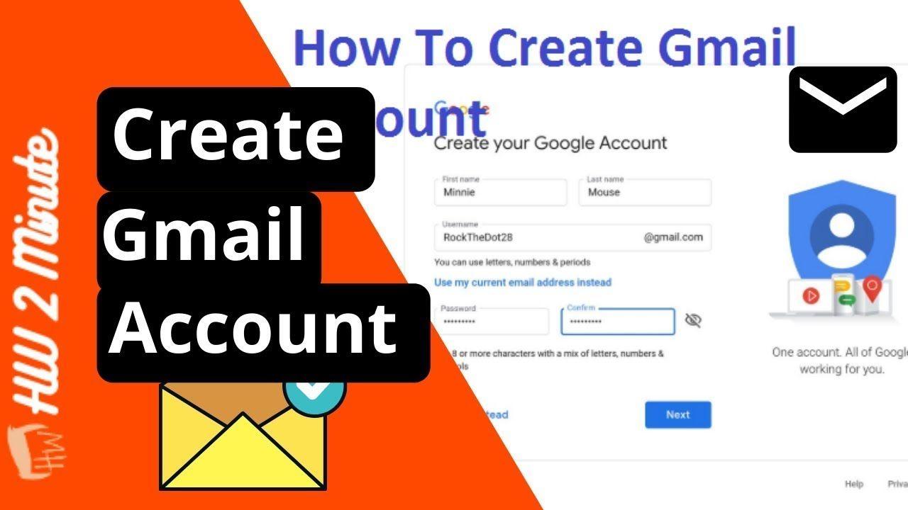 How To Create Gmail Account Updated Wordpress Tutorials Accounting Gmail
