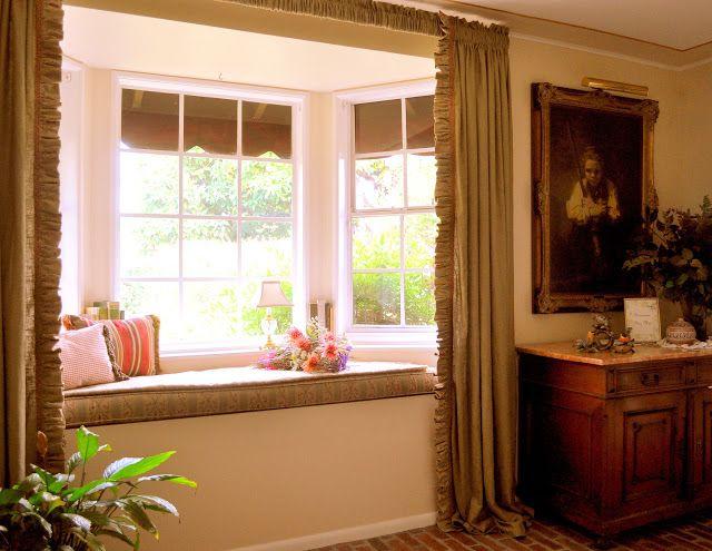 Kitchen Window Treatments With Blinds Breakfast Nooks