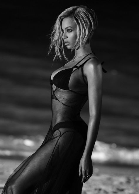 Beyonce - Drunk In Love Music Video. She always wear her brows right!