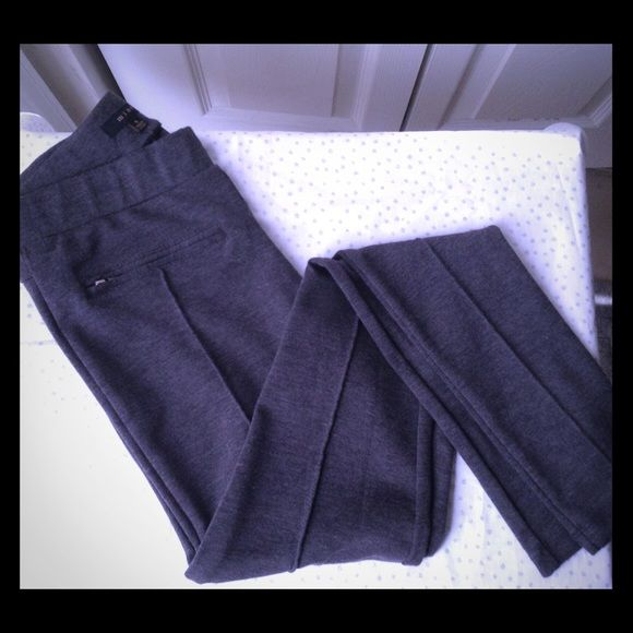 Grey Skinny Pants - Leggings These Grey Mine pants are similar to Leggings except the have 2 zippered pickets in the front and some extra detail. Size small - 20% discount on bundles • I'm willing to negotiate prices, so make an offer • Shipped within 1-2 days • FREE Gift with Purchase* New customers get 15% off their next purchase with me • Message me with any questions. Mine Pants Skinny