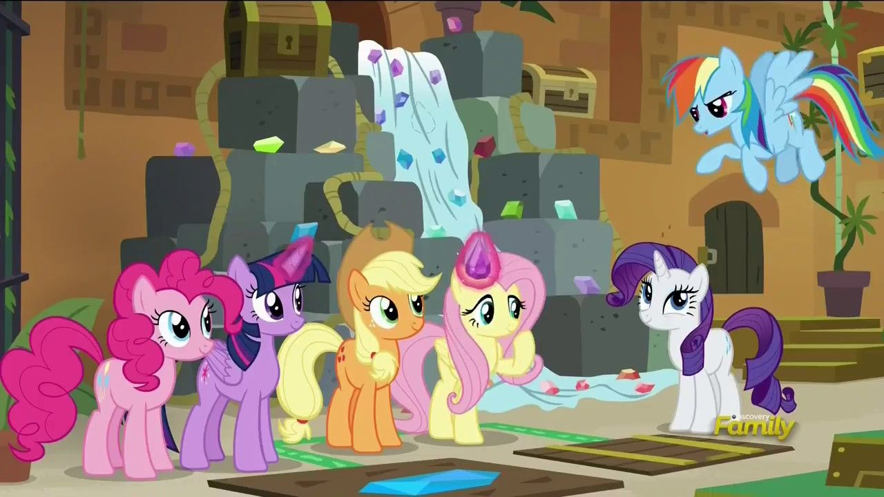 My little pony season 7 episode 2 all bottled up part 3 for My little magic door
