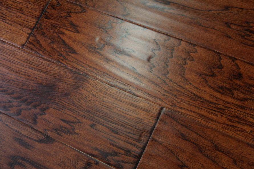 Engineered Distressed Hardwood Flooring WHILD CHERRY 5 inch width - Distressed Wood Flooring Engineered Distressed Hardwood