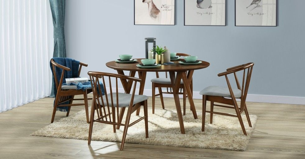 Simple Subtle And Stylish Casual Dining Rooms Furnishings Wholesale Furniture