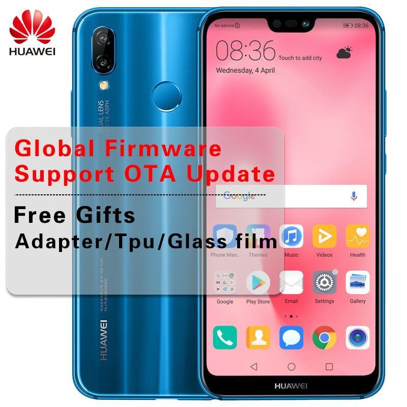 Huawei P20 Lite Global Firmware in 2018   Smartphone &
