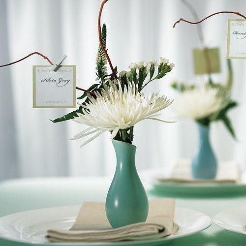 Miniature Porcelain Vase Set Of 6 Summer Wedding Ideas Favors
