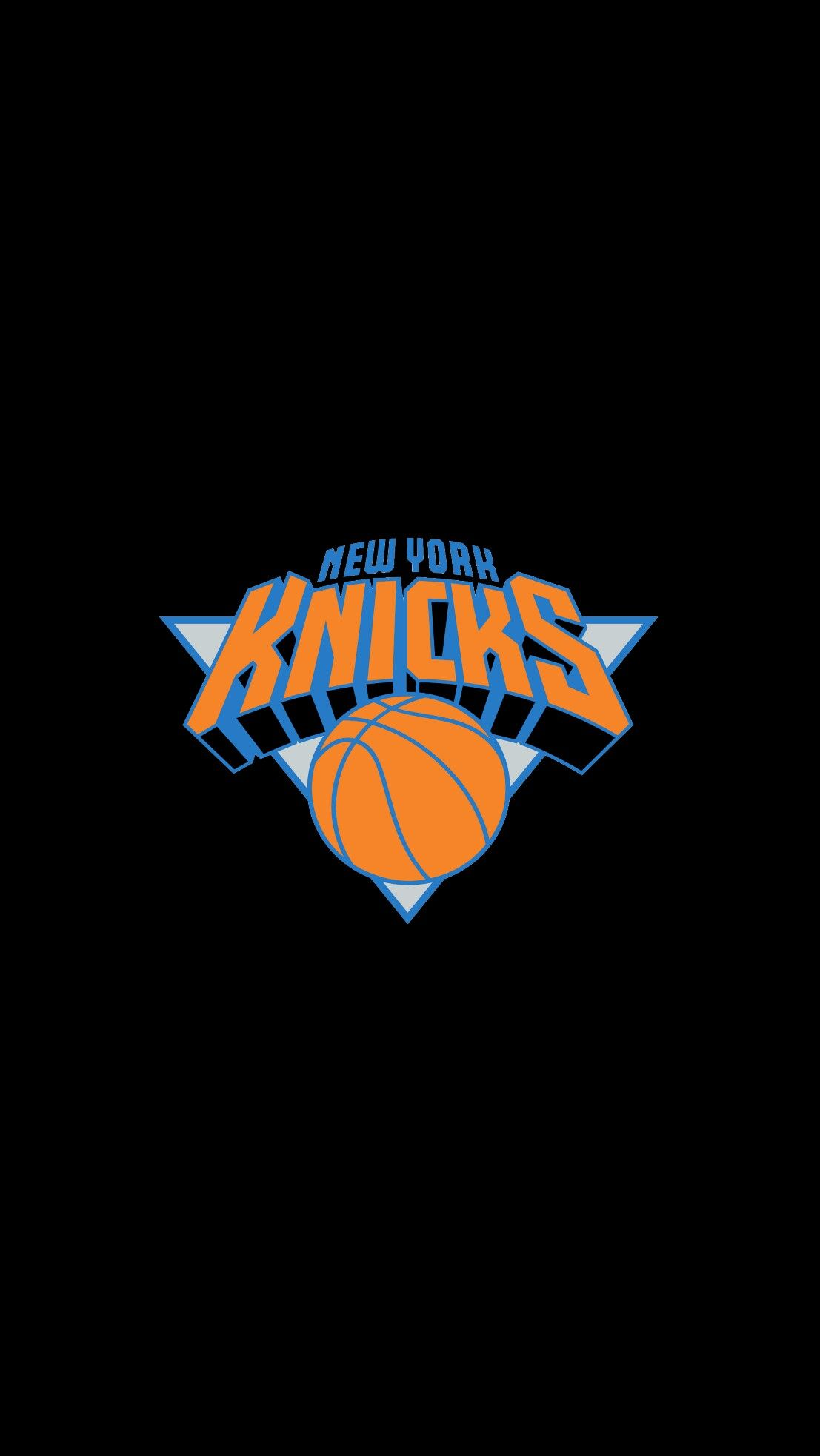 Nba Wallpaper Iphone Android New York Knicks Logo Lakers