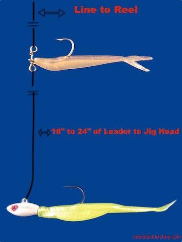 Drop shot clips drop shot for bass bass drop shot rigging for Cod fishing rigs