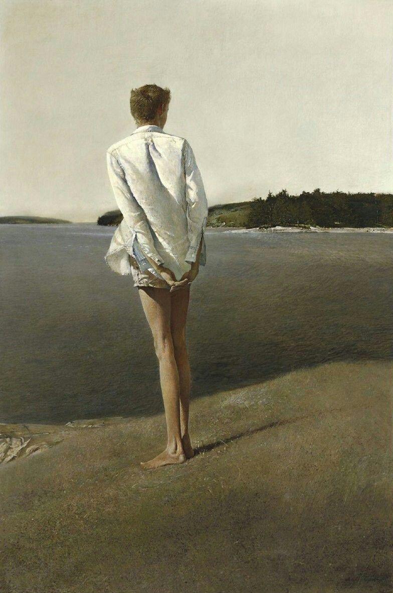 Andrew Wyeth | Джейми уайет, Искусство, Портрет