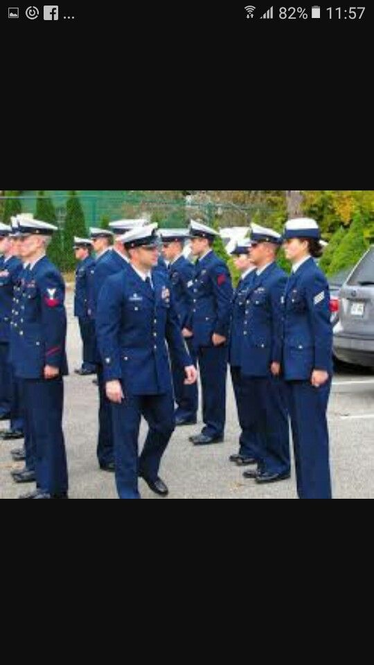 Pin by Mohamed Faizal on uniforms | Us coast guard uniforms