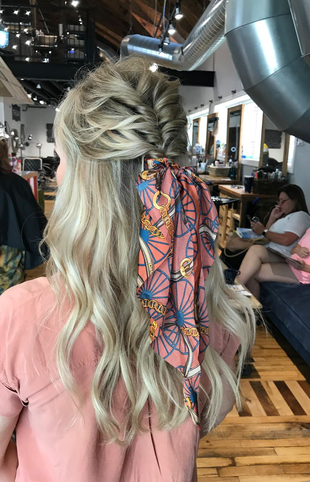 Cute Hairstyle With Hair Extensions A Cup Full Of Sass Acupfullofsass On Instagram Hairstyles Cutehairstyles E Hair Lengths Easy Hairstyles Hair Styles