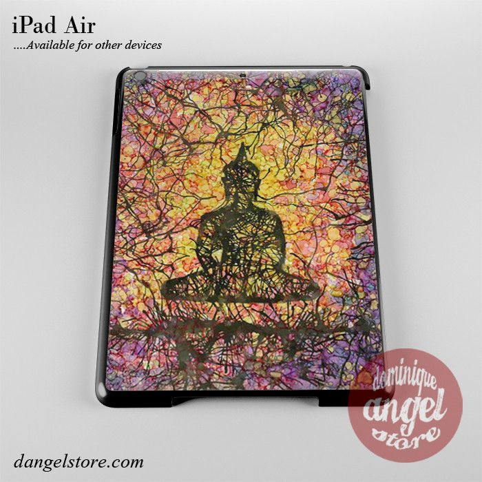 Budha Floral Phone Case for iPad Devices