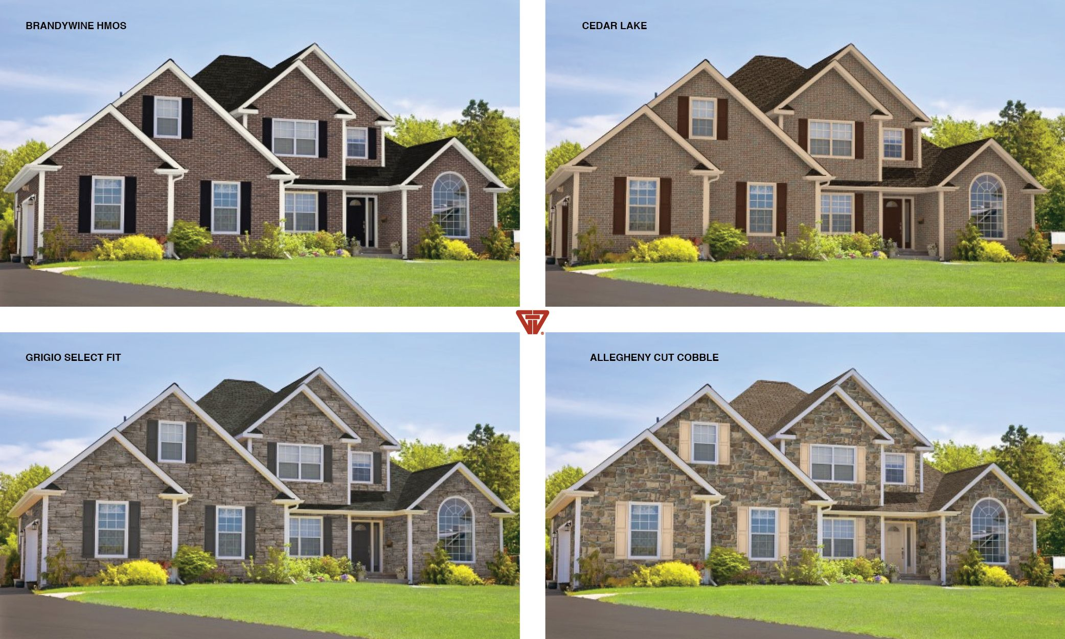 Best Which Home Design Do You Prefer Try Different Glen Gery 400 x 300