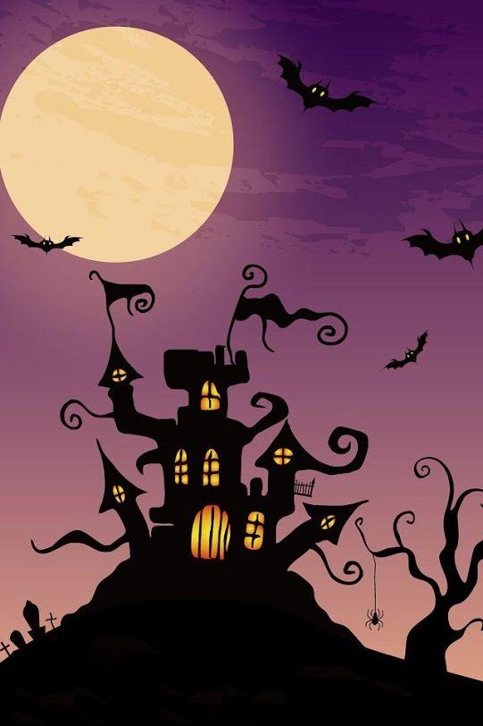 Wallpaper Halloween Illustration Halloween Images Halloween Cartoons